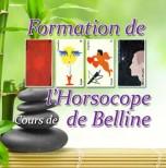 Cours de l'Horoscope de Belline