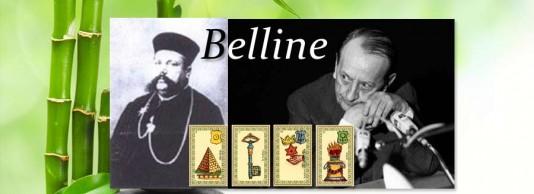 Le voyant Belline et Le Mage Edmond