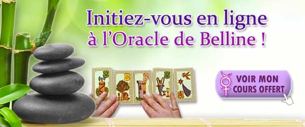 Initiation à l'Oracle de Belline en ligne