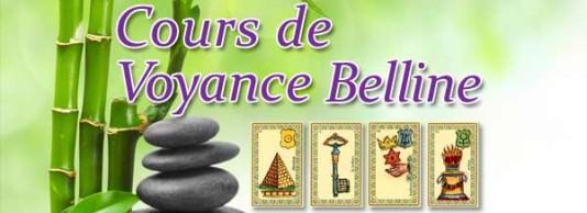 Cours de voyance de l'Oracle de Belline